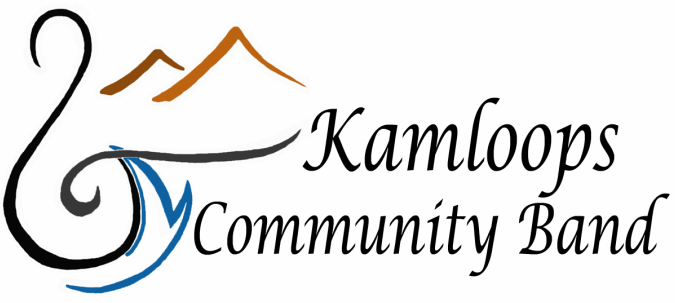 Kamloops Community Band logo