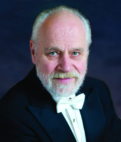 image of Bruce Dunn, retired Music Director of the Kamloops Symphony