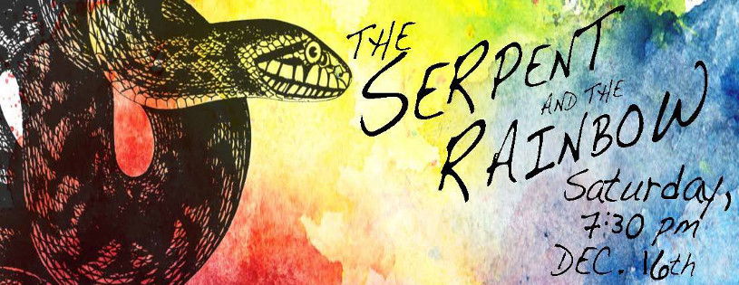 Serious Options Choir presents The Serpent and the Rainbow